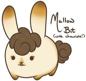 { Mallow Bit } by AskMae