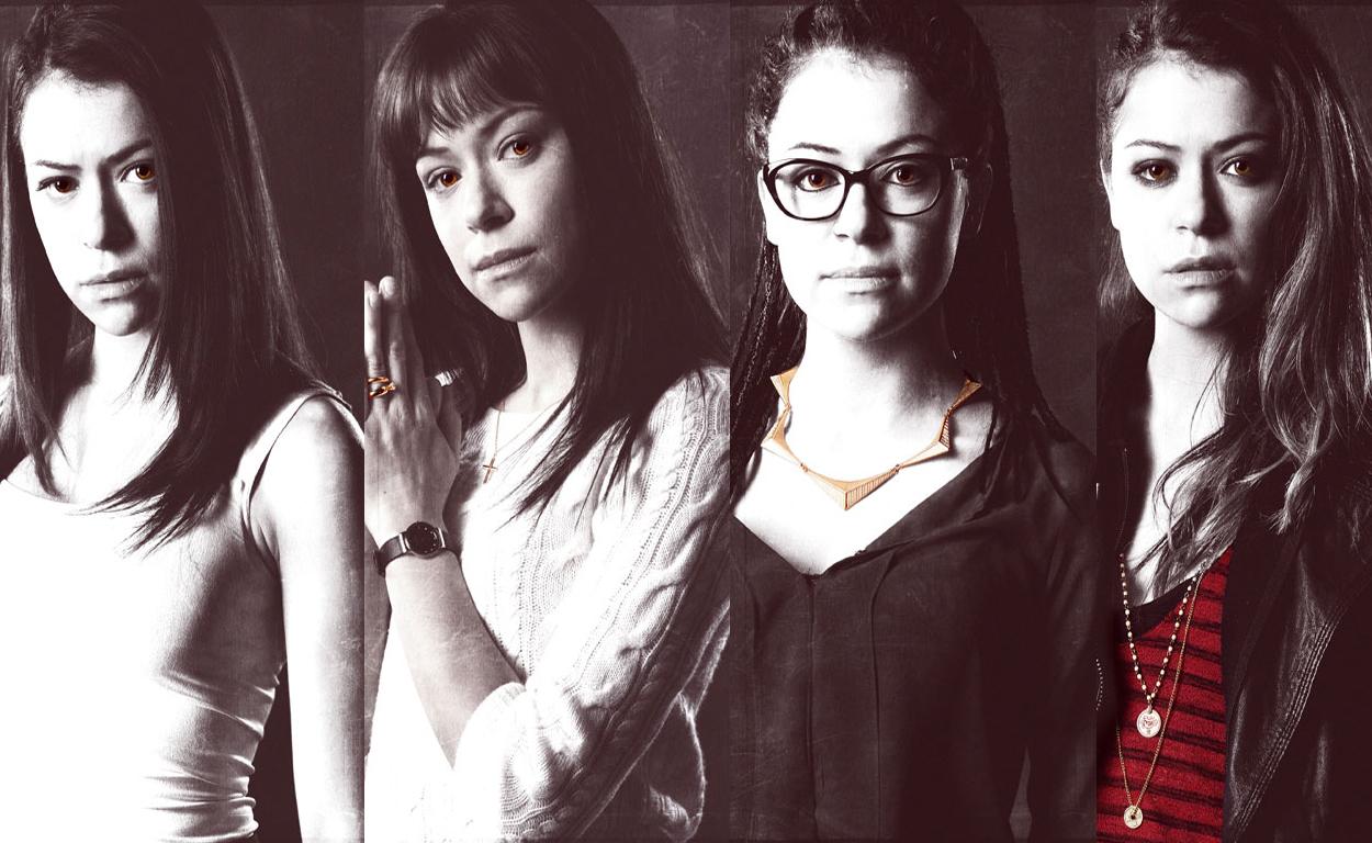 Orphan Black - Sarah, Cosima, Allison, Beth by La-Senorita-Sakaki