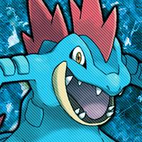 Feraligatr Avatar or icon by Pheonixmaster1