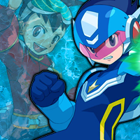 Megaman Starforce Avatar by Pheonixmaster1