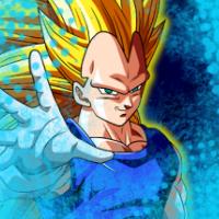 Vegeta Icon or Avatar by Pheonixmaster1