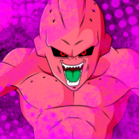 Majin Buu Icon or Avatar by Pheonixmaster1