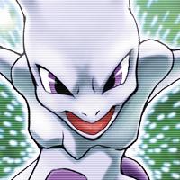 Mewtwo Icon by Pheonixmaster1