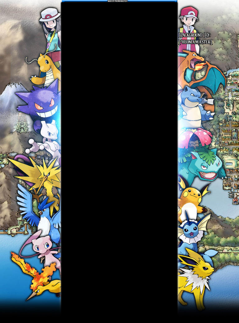Kanto Region Youtube background by Pheonixmaster1