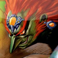 Ganondorf Icon by Pheonixmaster1