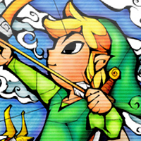 Link's Bow icon by Pheonixmaster1