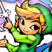 Link Wind Waker Icon 2 by Pheonixmaster1