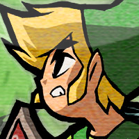Link Minish Cap Icon by Pheonixmaster1