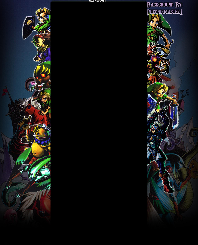 Majora S Mask Youtube Background By Pheonixmaster1 On Deviantart