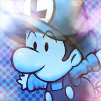 Baby Luigi PIT Icon by Pheonixmaster1