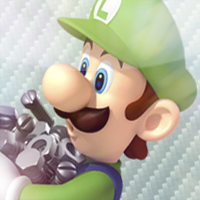 Luigi Icon by Pheonixmaster1