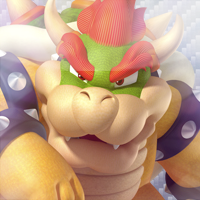 Bowser Icon by Pheonixmaster1