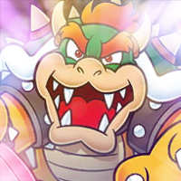 Bowser SM3DL Icon by Pheonixmaster1