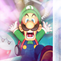 Luigi's Mansion Icon by Pheonixmaster1