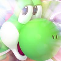 Yoshi icon 2 by Pheonixmaster1