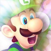 Luigi Icon 2 by Pheonixmaster1