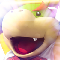 Bowser Jr Icon by Pheonixmaster1