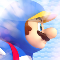 Penguin Mario Icon by Pheonixmaster1