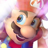 Mario Sunshine Icon by Pheonixmaster1
