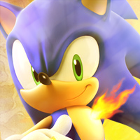 Sonic Flame Icon by Pheonixmaster1