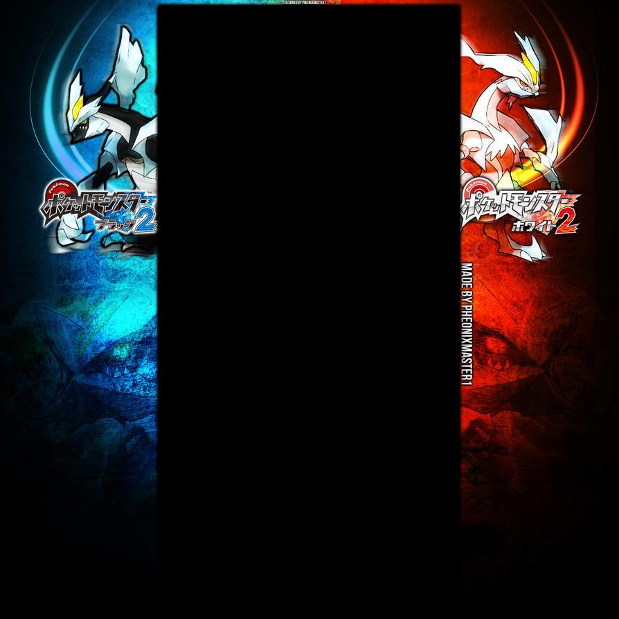 pokemon black 2 and pokemon white 2 youtube bg by