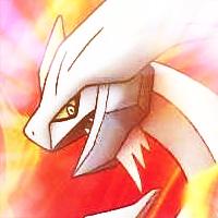 White Reshiram Kyurem by Pheonixmaster1