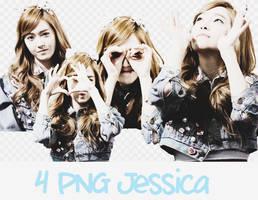 4 PNG Jessica by Sunsetglower