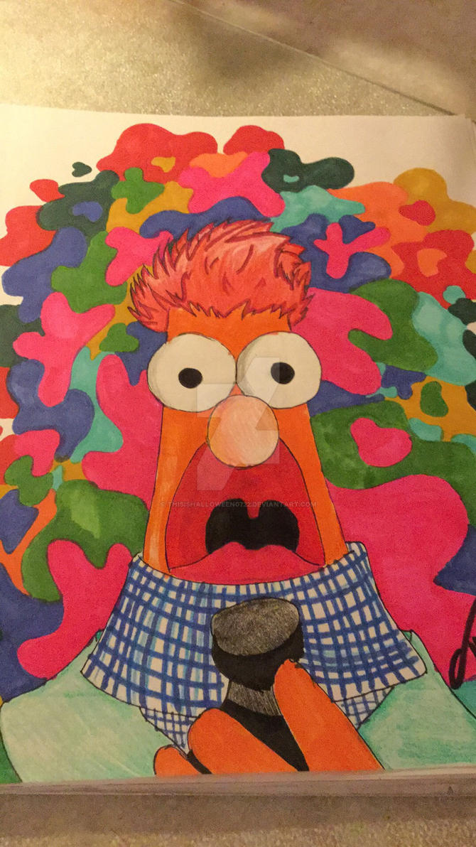 Beaker (UPDATED) by thisishalloween0722