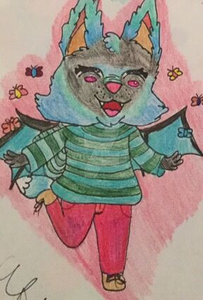 Spring Time! ! ! (Furry Chibi Practice) by thisishalloween0722