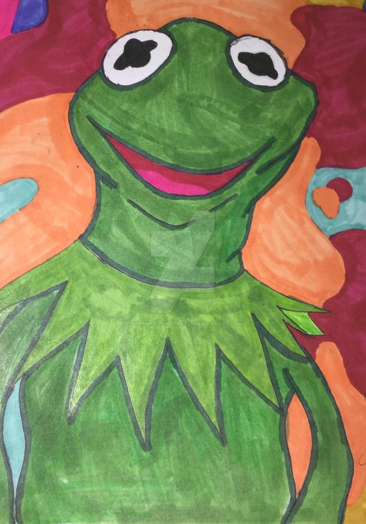 Kermit  by thisishalloween0722