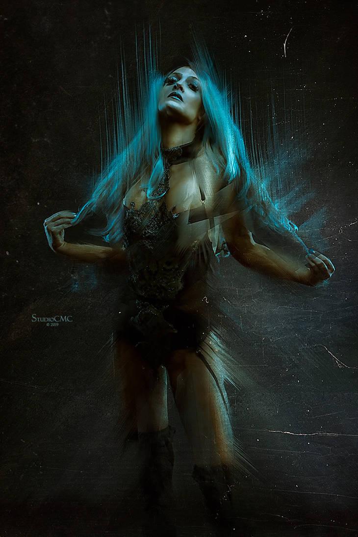 Dark Soul, Conjuring Impulse - 2019 by StudioCMC