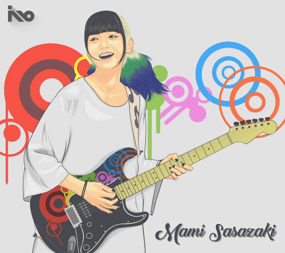 Mami Sasazaki (SCANDAL) by imomomomo