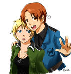 APH: Not the usual GerIta