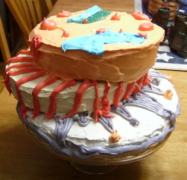 The Ugly Cake By Norelineas On Deviantart