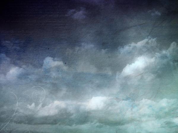 Sky texture by darkrose42-stock