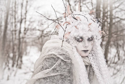 Snow ghost II