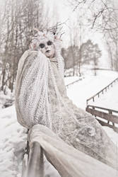 Snow ghost V by vil-painter