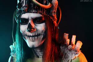 Voodoo V by vil-painter