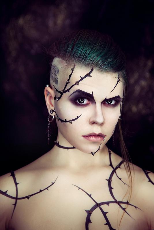 thorns II by vil-painter