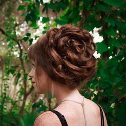 Roses in my Hair...