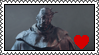 Dead by Daylight - Wraith stamp
