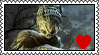 Dead by Daylight - Hag stamp