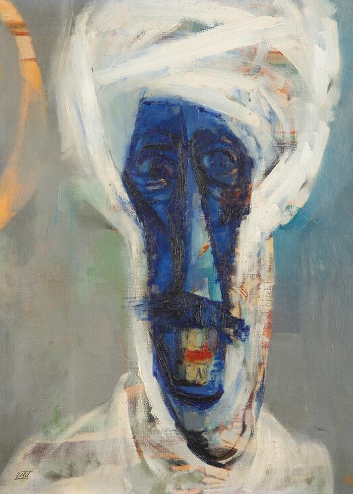 تابلو نقاشی، مرد عرب