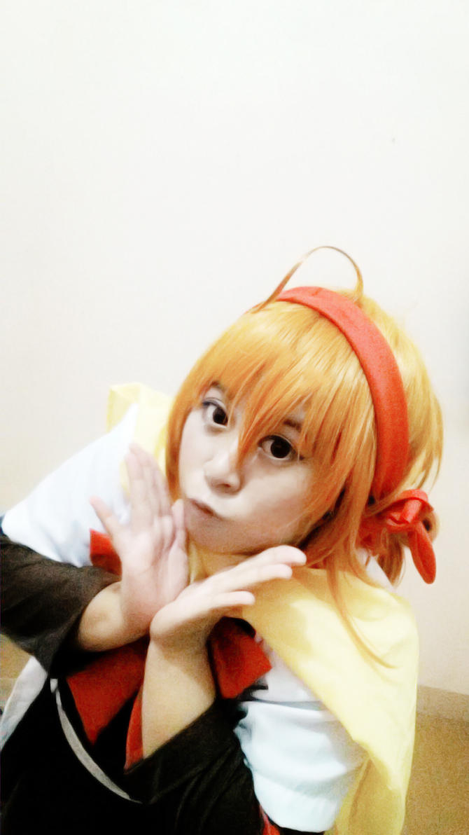 Eruna Ichinomiya Cosplay by ii-chii