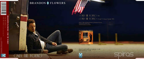 BRANDON FLOWERS ONLY THE YOUNG by solev