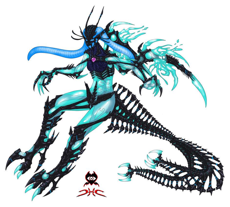 kinaenae infestations by DarkHeartsClub