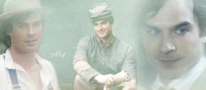 Damon Salvatore 1864