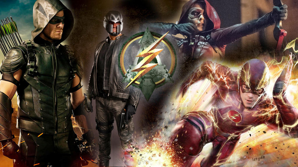 Arrow -  Flash