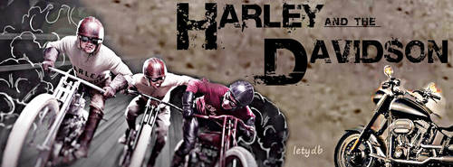 Harley and the Davidson
