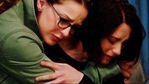 Kara and Maggie Supergirl